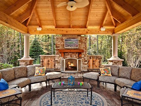 Outdoor Patio Rooms by Essentials For Creating A Beautiful Outdoor Room Outdoor
