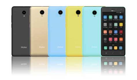Haier G7 Smartphone Sun by Datascrip Perkenalkan Haier G7 Di Indonesia Tplusmagz