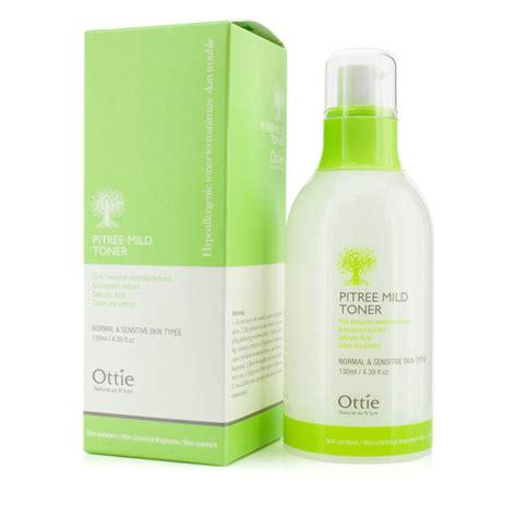 Toner Teraskin Normal Skin ottie pitree mild toner for normal sensitive skin 130ml 4 39oz cosmetics now us