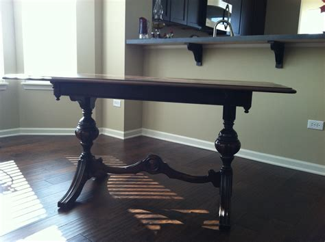 Furniture Kenosha by I Need An Appraisal For A Diningroom Table Made By Hanah