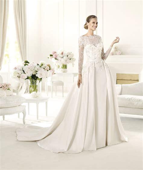 Elie Saab Wedding Dress 2014 Pronovias Bridal Monet