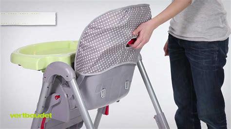 Tablette Chaise Haute by La Chaise Haute Multipositions Magic Seat Vertbaudet