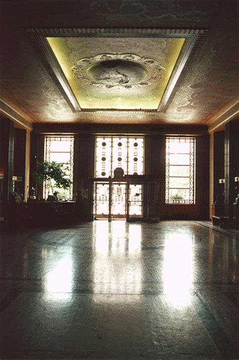 city hall history