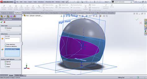 solidworks tutorial grabcad tutorial modeling helmet in solidworks grabcad