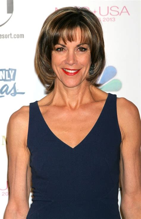 wendy malicks new haircut wendie malick news bio photos credits and more for wendie