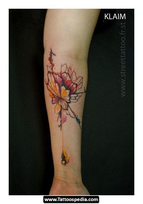 watercolor tattoos paris watercolor watercolor