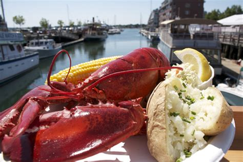 dinner on a boat in rhode island welcome to the maine lobster trail