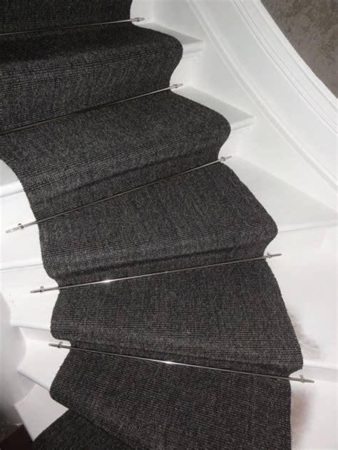 treppenhaus teppich sisal teppich treppenhaus verlegen treppenteppich und
