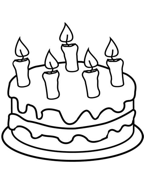 disegni di candele disegni di candele da colorare az colorare