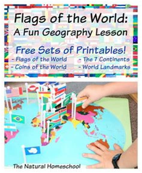 flags of the world lesson plan oh the places you ll go free printable when i grow up