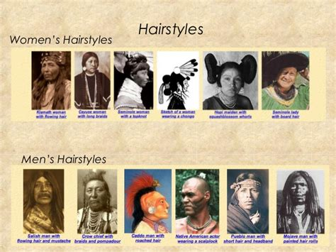 mens haircuts for native americans native americans ppt