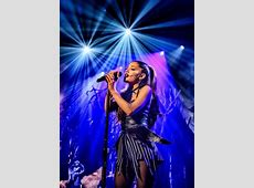 Ariana Grande - iHeartRadio Concert Honda Stage in Los Angeles Jojo 2017 Photoshoot