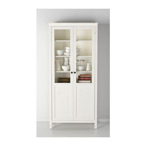 armario hemnes hemnes armario puerta panel vidrio tinte blanco ikea