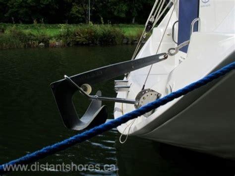 boat anchor setup ideal anchor setup sailing blog technical hints and