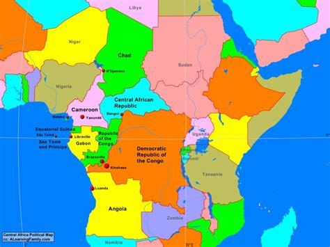 55 Harbour Square Floor Plans Africa Political Map Africa Central Africa Political Map A