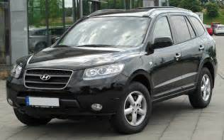 2007 hyundai santa fe ii pictures information and specs