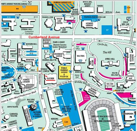 utk map ut cus map knoxville