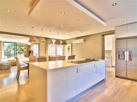 Kitchen Design Layouts With Islands astonishing kitchen with modern drop ceiling combined