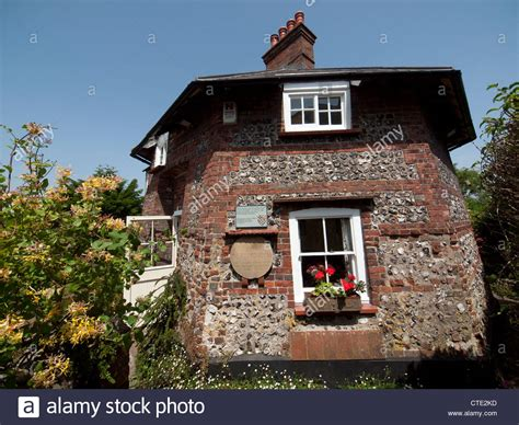 houses to buy in lewes the round house in lewes east sussex once home to the writer virginia stock photo