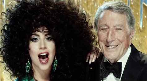2014 h m holiday commercial with lady gaga tony bennett lady gaga tony bennett help h m swing into the holiday s