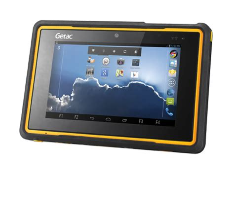 Tablet Android Advance getac launches the most technologically advanced fully rugged tablet with android 4 1 railway