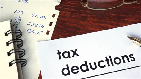 top 10 tax deductions for small businesses small