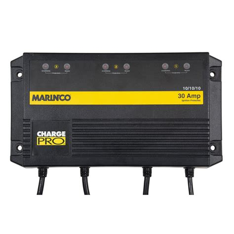onboard battery charger 3 bank marinco on board battery charger 30a 3 bank 120v