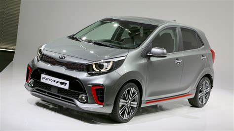 Kia Picanto Price In Pakistan Kia Picanto Gt Line Could Be Launched In Pakistan