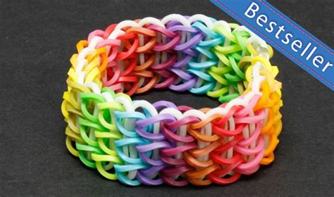 hir band loom band rubber band bracelet loom and accessories for 12 shesaved 174