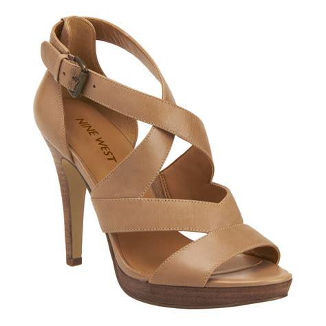 9 West S Sandals by Nine West Makewaves Platform Sandals Ebay