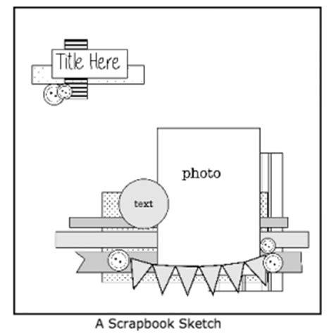 sketch album scrap 525 scrapbooking sketches to inspire your pages