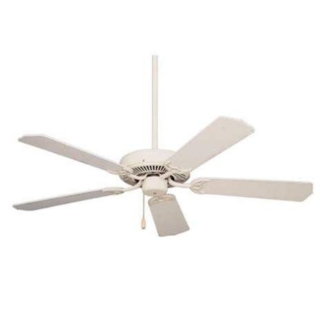 Zephyr Ceiling Fan by Illumine Zephyr 54 In Summer White Indoor Ceiling Fan Cli