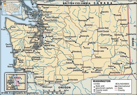 5 themes of geography washington state washington geography history cities facts
