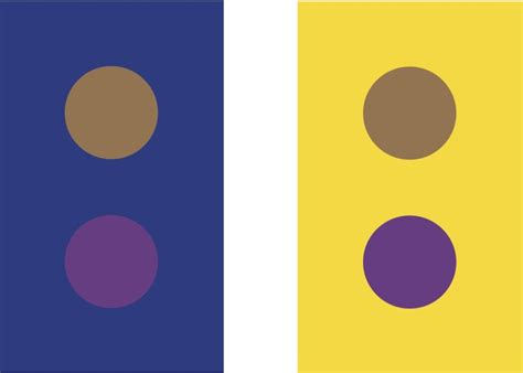 color perception test light and color perception