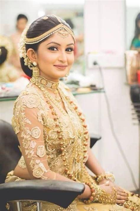 latest hair stlys in sri lanka by salon ruchira bridal saree designs pinterest