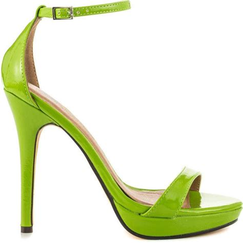 lime green high heel sandals lime green high heel sandals 28 images lime green high