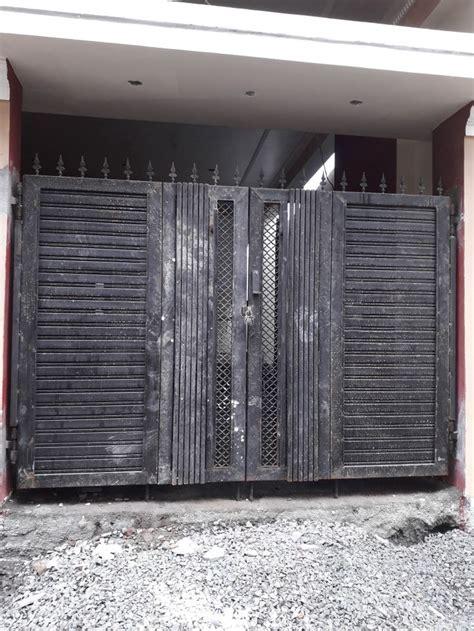 ms main gate double folding main gate design door