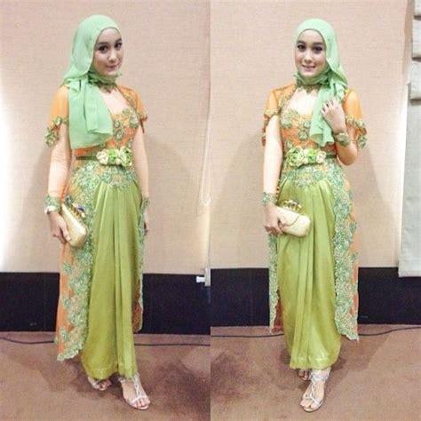 Baju Kebaya Bahan Brokat 33 model baju kebaya modern yang elegan dikenakan info tren baju terbaru di indonesia