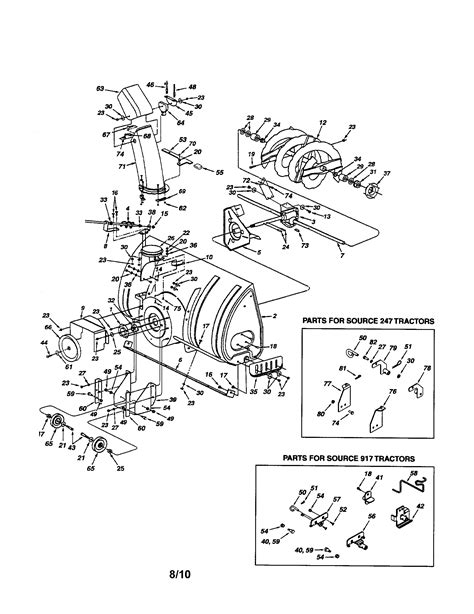 SEARS SNOWBLOWER MANUALS FREE - Auto Electrical Wiring Diagram