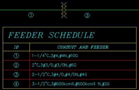 Feeder Dates Design Master Electrical 8 2 Design Master Software