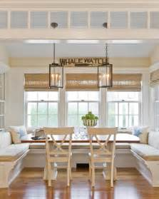 kitchen with breakfast nook designs cottage breakfast nook cottage kitchen design new england
