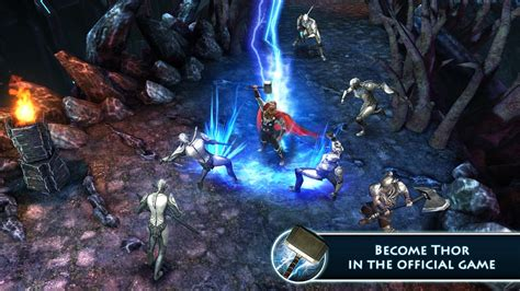 thor tdw the official apk v1 2 2a mod unlimited gold run gem apkmodx