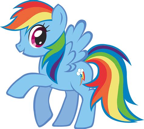 my little pony friendship is magic rainbow dash figure blue rose cosplaying guide new character pickings