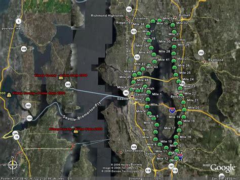 Western Washington Part Time Mba by States Washington King County Lake Washington Loop Jpg