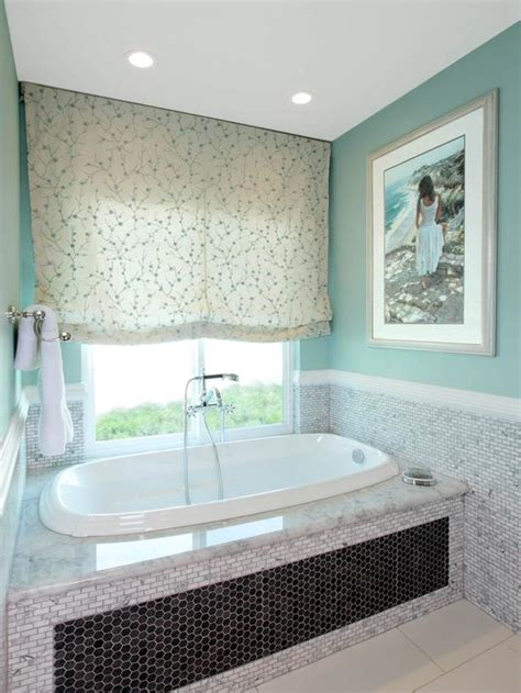 teal bathrooms teal master bathroom with soaker tub designers portfolio hgtv home garden