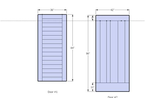 Exterior Door Sizes Bing Images Exterior Door Sizes