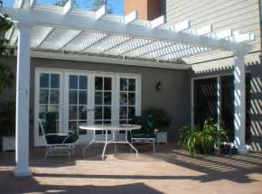 Patio Vinyl by Vinyl Pergolas Vinyl Garden Patio Covers From Vinyl