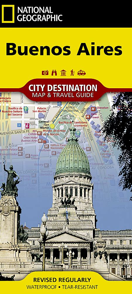 buenos aires national geographic destination city map books buenos aires city destination maps travel maps