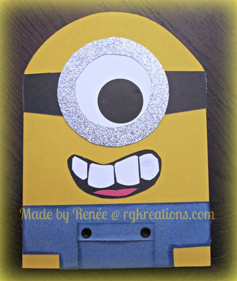 minion cards rgkreations
