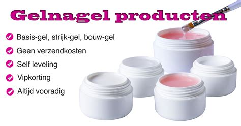Gelnagels Producten by Gel Nagel Producten